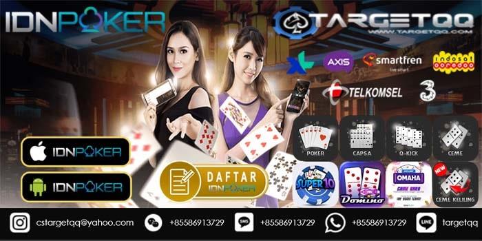 Deposit Pulsa IM3 Indo Poker