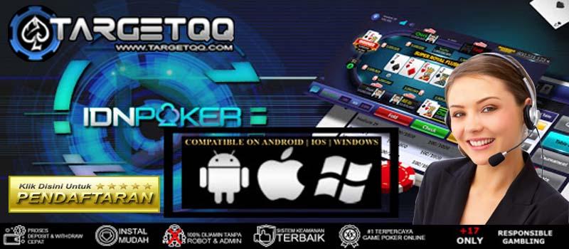 Login IDN Poker Omaha 88